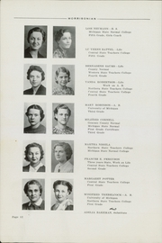 Page 16, 1937 Edition, Mount Morris High School - Morrissonian Yearbook (Mount Morris, MI) online yearbook collection