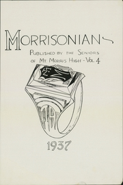 Page 5, 1937 Edition, Mount Morris High School - Morrissonian Yearbook (Mount Morris, MI) online yearbook collection