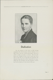 Page 7, 1937 Edition, Mount Morris High School - Morrissonian Yearbook (Mount Morris, MI) online yearbook collection