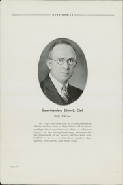 Page 8, 1937 Edition, Mount Morris High School - Morrissonian Yearbook (Mount Morris, MI) online yearbook collection