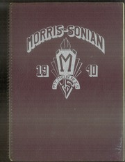 1940 Edition, Mount Morris High School - Morrissonian Yearbook (Mount Morris, MI)