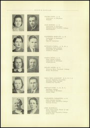 Page 13, 1941 Edition, Mount Morris High School - Morrissonian Yearbook (Mount Morris, MI) online yearbook collection