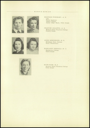 Page 15, 1941 Edition, Mount Morris High School - Morrissonian Yearbook (Mount Morris, MI) online yearbook collection