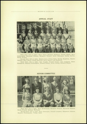 Page 16, 1941 Edition, Mount Morris High School - Morrissonian Yearbook (Mount Morris, MI) online yearbook collection