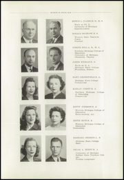 Page 13, 1947 Edition, Mount Morris High School - Morrissonian Yearbook (Mount Morris, MI) online yearbook collection