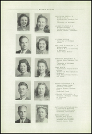Page 14, 1947 Edition, Mount Morris High School - Morrissonian Yearbook (Mount Morris, MI) online yearbook collection