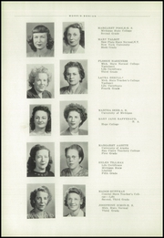 Page 16, 1947 Edition, Mount Morris High School - Morrissonian Yearbook (Mount Morris, MI) online yearbook collection