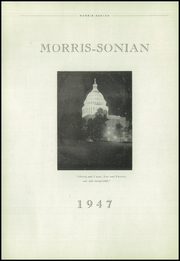 Page 6, 1947 Edition, Mount Morris High School - Morrissonian Yearbook (Mount Morris, MI) online yearbook collection