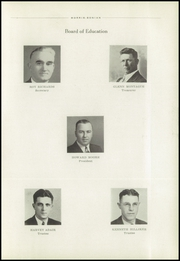 Page 9, 1947 Edition, Mount Morris High School - Morrissonian Yearbook (Mount Morris, MI) online yearbook collection