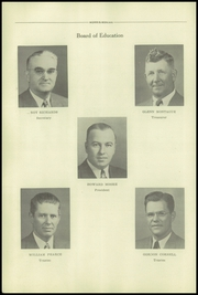 Page 10, 1950 Edition, Mount Morris High School - Morrissonian Yearbook (Mount Morris, MI) online yearbook collection