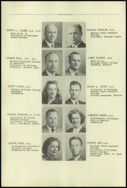 Page 14, 1950 Edition, Mount Morris High School - Morrissonian Yearbook (Mount Morris, MI) online yearbook collection