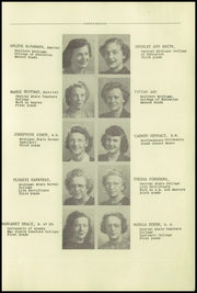 Page 17, 1950 Edition, Mount Morris High School - Morrissonian Yearbook (Mount Morris, MI) online yearbook collection