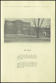 Page 9, 1950 Edition, Mount Morris High School - Morrissonian Yearbook (Mount Morris, MI) online yearbook collection