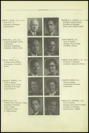 Page 11, 1951 Edition, Mount Morris High School - Morrissonian Yearbook (Mount Morris, MI) online yearbook collection
