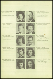 Page 12, 1951 Edition, Mount Morris High School - Morrissonian Yearbook (Mount Morris, MI) online yearbook collection