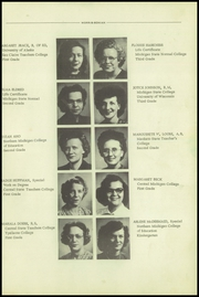 Page 15, 1951 Edition, Mount Morris High School - Morrissonian Yearbook (Mount Morris, MI) online yearbook collection
