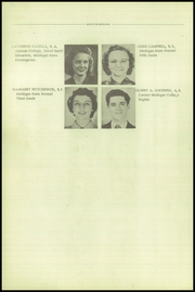 Page 16, 1951 Edition, Mount Morris High School - Morrissonian Yearbook (Mount Morris, MI) online yearbook collection