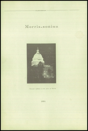 Page 4, 1951 Edition, Mount Morris High School - Morrissonian Yearbook (Mount Morris, MI) online yearbook collection