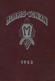 1953 Edition, Mount Morris High School - Morrissonian Yearbook (Mount Morris, MI)