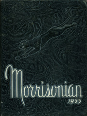 1955 Edition, Mount Morris High School - Morrissonian Yearbook (Mount Morris, MI)