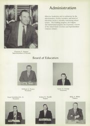 Page 12, 1957 Edition, Mount Morris High School - Morrissonian Yearbook (Mount Morris, MI) online yearbook collection