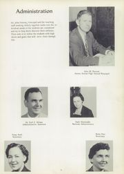 Page 13, 1957 Edition, Mount Morris High School - Morrissonian Yearbook (Mount Morris, MI) online yearbook collection