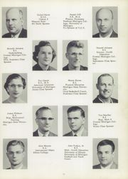 Page 15, 1957 Edition, Mount Morris High School - Morrissonian Yearbook (Mount Morris, MI) online yearbook collection