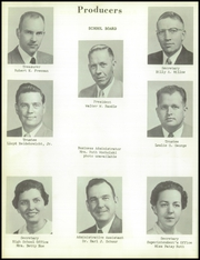 Page 10, 1958 Edition, Mount Morris High School - Morrissonian Yearbook (Mount Morris, MI) online yearbook collection