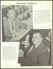 Page 11, 1958 Edition, Mount Morris High School - Morrissonian Yearbook (Mount Morris, MI) online yearbook collection