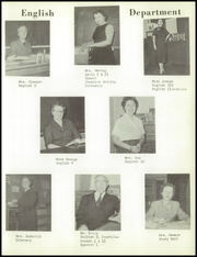 Page 13, 1958 Edition, Mount Morris High School - Morrissonian Yearbook (Mount Morris, MI) online yearbook collection