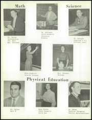 Page 14, 1958 Edition, Mount Morris High School - Morrissonian Yearbook (Mount Morris, MI) online yearbook collection