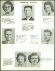 Page 16, 1958 Edition, Mount Morris High School - Morrissonian Yearbook (Mount Morris, MI) online yearbook collection