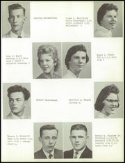 Page 17, 1958 Edition, Mount Morris High School - Morrissonian Yearbook (Mount Morris, MI) online yearbook collection