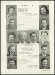 Page 10, 1949 Edition, Bendle High School - Reflector Yearbook (Burton, MI) online yearbook collection