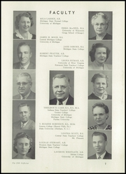Page 11, 1949 Edition, Bendle High School - Reflector Yearbook (Burton, MI) online yearbook collection