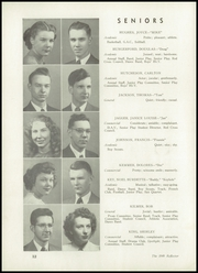 Page 16, 1949 Edition, Bendle High School - Reflector Yearbook (Burton, MI) online yearbook collection