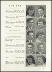Page 17, 1949 Edition, Bendle High School - Reflector Yearbook (Burton, MI) online yearbook collection