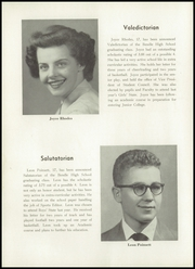 Page 8, 1949 Edition, Bendle High School - Reflector Yearbook (Burton, MI) online yearbook collection