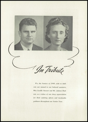 Page 9, 1949 Edition, Bendle High School - Reflector Yearbook (Burton, MI) online yearbook collection