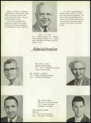 Page 14, 1958 Edition, Bendle High School - Reflector Yearbook (Burton, MI) online yearbook collection