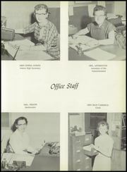 Page 15, 1958 Edition, Bendle High School - Reflector Yearbook (Burton, MI) online yearbook collection