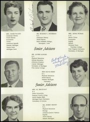 Page 17, 1958 Edition, Bendle High School - Reflector Yearbook (Burton, MI) online yearbook collection