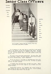 Page 14, 1959 Edition, Lakeview High School - LaChatte Yearbook (Lakeview, MI) online yearbook collection