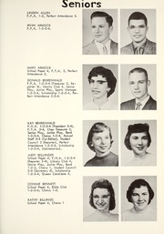 Page 15, 1959 Edition, Lakeview High School - LaChatte Yearbook (Lakeview, MI) online yearbook collection