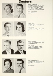 Page 16, 1959 Edition, Lakeview High School - LaChatte Yearbook (Lakeview, MI) online yearbook collection
