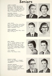 Page 17, 1959 Edition, Lakeview High School - LaChatte Yearbook (Lakeview, MI) online yearbook collection