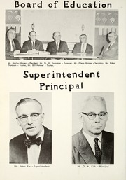 Page 8, 1959 Edition, Lakeview High School - LaChatte Yearbook (Lakeview, MI) online yearbook collection