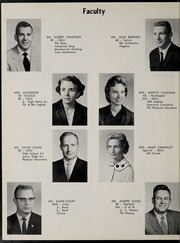 Page 10, 1962 Edition, Lakeview High School - La Chatte Yearbook (Lakeview, MI) online yearbook collection