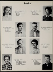 Page 12, 1962 Edition, Lakeview High School - La Chatte Yearbook (Lakeview, MI) online yearbook collection