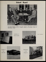 Page 7, 1962 Edition, Lakeview High School - La Chatte Yearbook (Lakeview, MI) online yearbook collection